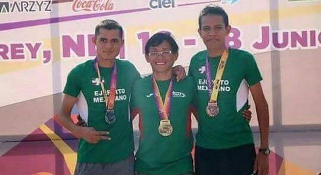 Marchista González lidera equipo mexicano para Mundial de Atletismo Londres 2017