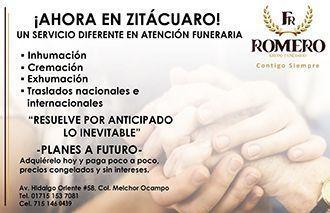 Funeraria Romero Zitácuaro