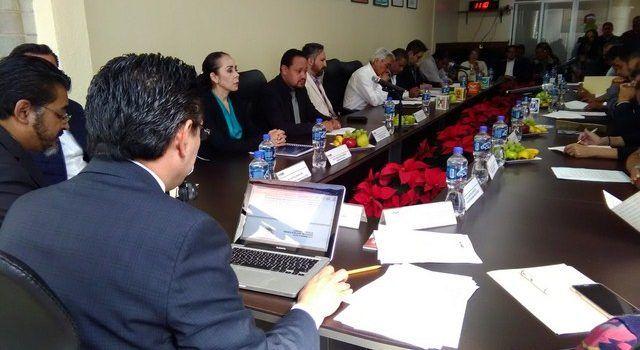 Baja INE presupuesto a representantes de partidos