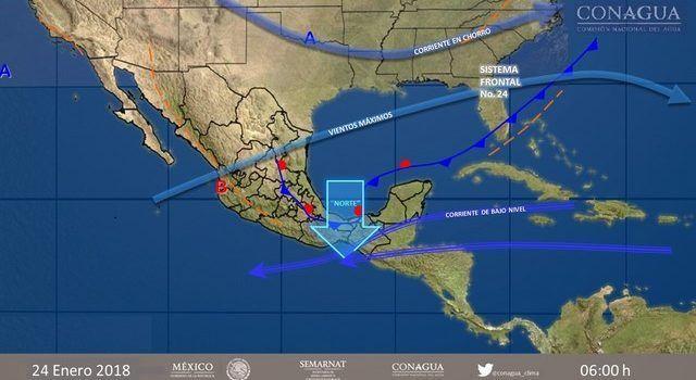 Inicia temporada de lluvia en CDMX con granizo y actividad eléctrica