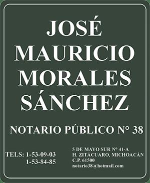 José Mauricio Morales Sánchez